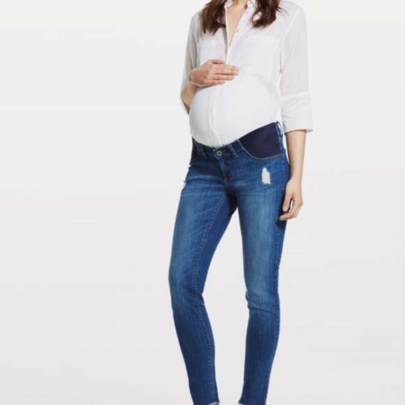 a8924f062414f DL1961 Jeans | Maternity Emma Power Leggings Size 32 | Poshmark